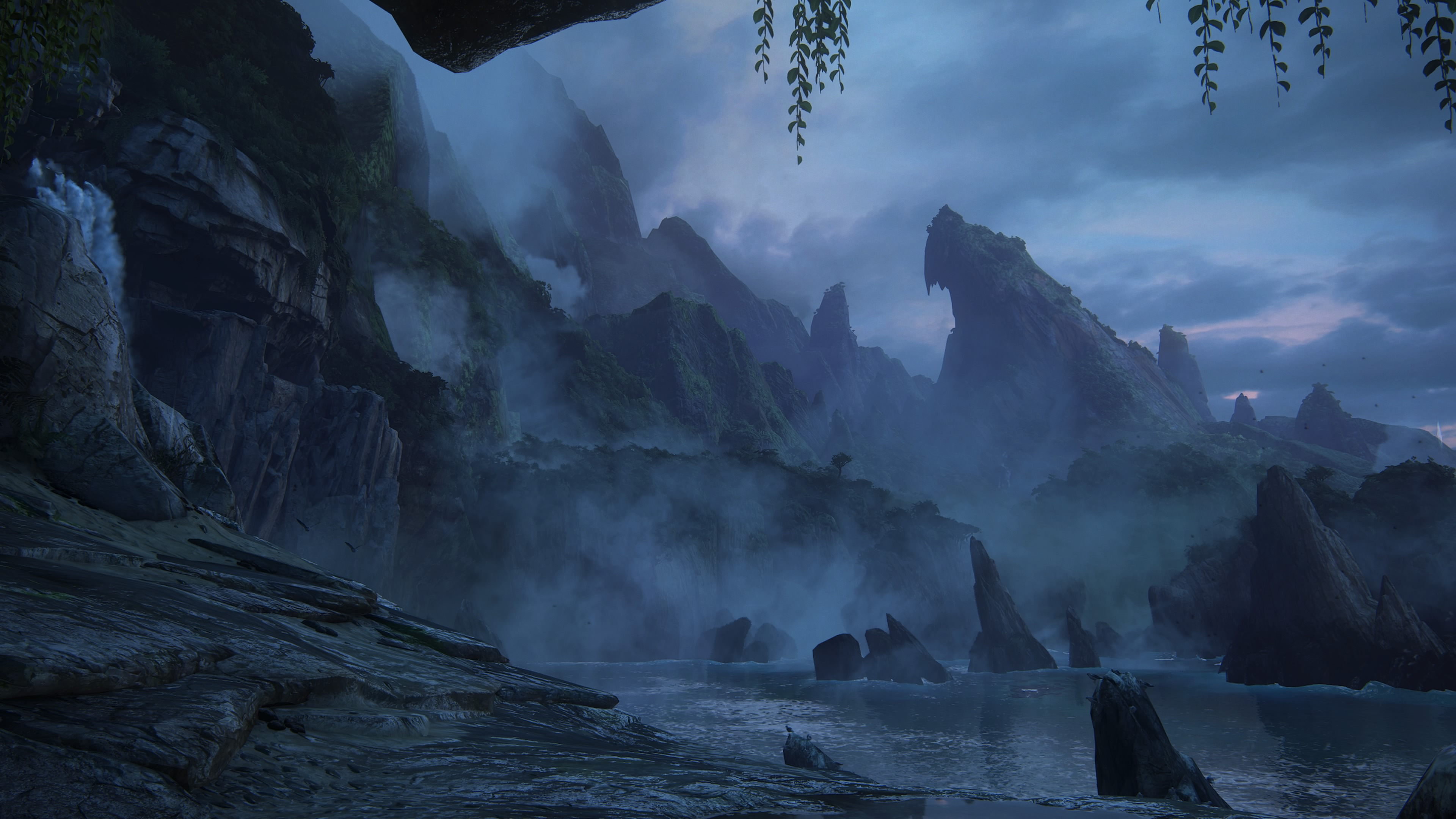 Uncharted 4 A Thiefs End Uncharted Nathan Drake Wallpaper